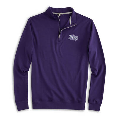Peter Millar Interlock Quarter Zip