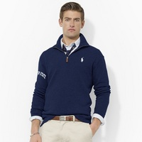 Penn State Nittany Lions Polo Ralph Lauren French Rib HalfZip Fleece