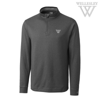 Cutter and Buck DryTec Topspin Half Zip (Online Only)