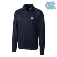Cutter & Buck WeatherTec Ridge Long Sleeve Half Zip Overknit