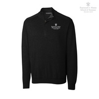 Cutter & Buck Broadview Half Zip Sweater (Online Only)