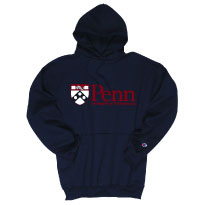 Penn Champion Hooded Sweatshirt