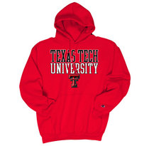 Texas Tech Red Raiders Champion Hoodie