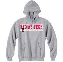 Texas Tech Red Raiders Champion Hooded Sweatshirt