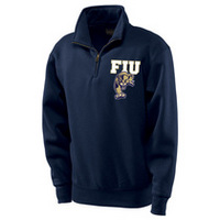 FIU Jansport 1/4 Zip Pullover