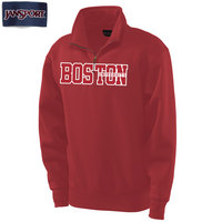 Boston Terriers Jansport 1/4 Zip Pullover