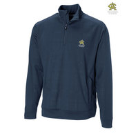 Cutter & Buck Kingsgate Embossed Half Zip (Online Only)