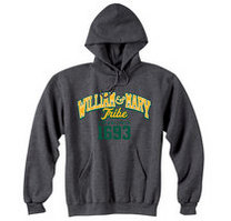 Men s William & Mary Tribe College Hoodie - POLY4WLM TMC | Finish Line