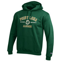 Champion Hooded Alumni Sweatshirt