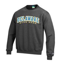 Delaware Blue Hens Champion Powerblend Crew