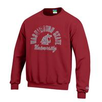Washington State Cougars Champion Crew Sweatshirt