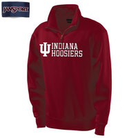 Indiana Hoosiers JanSport 1/4 Zip Pullover