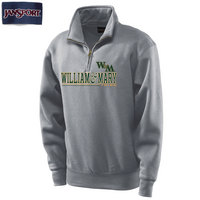 William and Mary JanSport 1/4 Zip Pullover