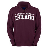 University of Chicago Jansport 1/4 Zip Pullover