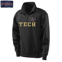 Georgia Tech Jansport 14 Zip Pullover