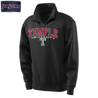Temple Jansport 1/4 Zip Pullover