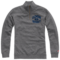 League triblend Quarter Zip