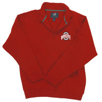 Ohio State Premium Quarter Zip