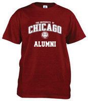 University of Chicago Russell Alumni T-Shirt