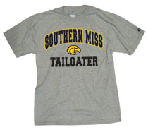 Southern Mississippi Eagles Russell Tailgater T-Shirt
