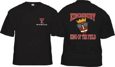 Texas Tech Red Raiders TL Sportswear Attitude T-Shirt