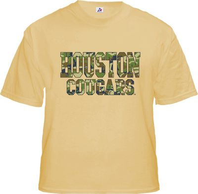 Houston Cougars TL Sportswear Attitude T-Shirt