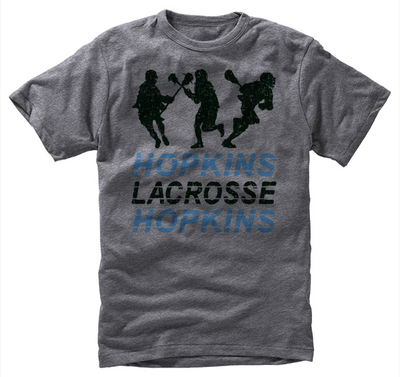 Johns Hopkins League Tri-Blend T-Shirt