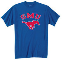 SMU Mustangs Champion T-Shirt