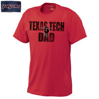 Texas Tech Red Raiders Jansport Dad Tee
