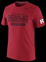 Nike  Rutgers 2013 Practice Team Issue Tee
