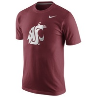 Nike Washington State Logo Cotton Tee