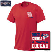 Houston Cougars Jansport Jersey T-Shirt