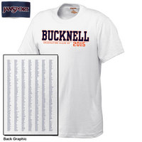 Bucknell Jansport Jersey T-Shirt