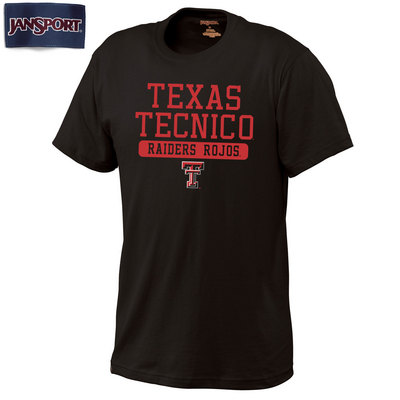 Texas Tech Red Raiders Jansport Jersey T-Shirt