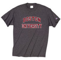 Boston Terriers Champion Jersey T-Shirt