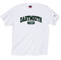 Champion Dartmouth Big Green Jersey T-Shirt