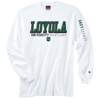 Champion Long Sleeve Jersey Tee