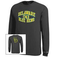 Delaware Blue Hens Long Sleeve T-Shirt