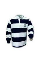 Barbarian Striped Rugby Shirt