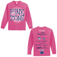 Penn State Lady Lions Pink Zone Long Sleeve
