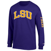 LSU Tigers Champion Long Sleeve T-Shirt
