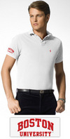 Polo Ralph Lauren Solid Mesh Polo