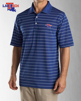 Cutter and Buck DryTec Sweeten Stripe Polo