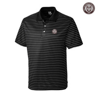Cutter & Buck Drytec Crewhouse Stripe Polo
