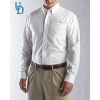Delaware Blue Hens Cutter & Buck Oxford Shirt