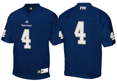 FIU adidas Replica Football Jersey #4