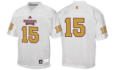 adidas Mississippi State Bulldogs 2014 Egg Bowl Jersey
