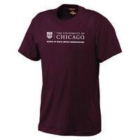 Jansport University of Chicago School of Social Service Administration Tee