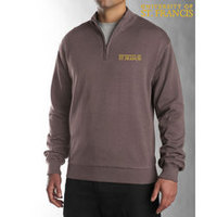 Cutter & Buck Drop Ship Mens Sandpoint Half Zip