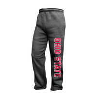 Ohio State Open Bottom Sweatpant